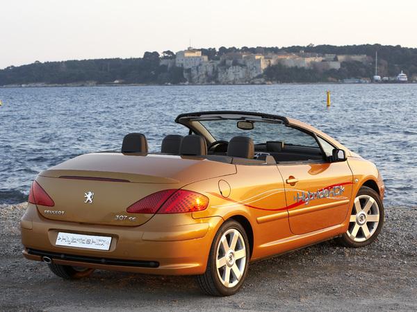 Peugeot307 Concept