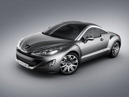 Peugeot 308 Rcz Concept
