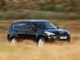 photo de Peugeot 4007