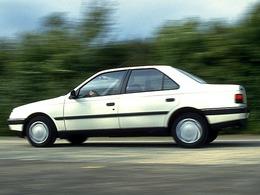 Peugeot 405 Affaire
