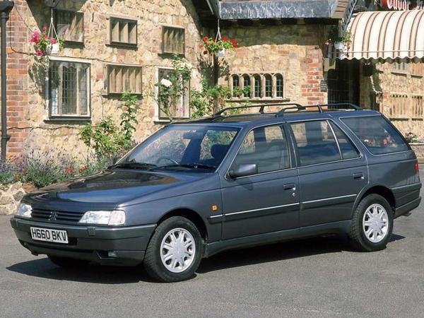 Peugeot 405 Break Essais Fiabilit 233 Avis Photos Vid 233 Os