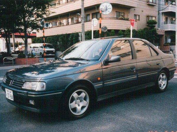 Photo peugeot 405 1990