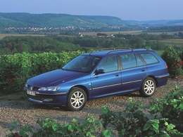photo de Peugeot 406 Break