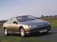 photo de Peugeot 406 Coupe