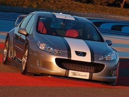 Peugeot 407 Concept Silhouette