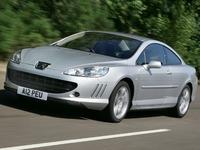 photo de Peugeot 407 Coupe