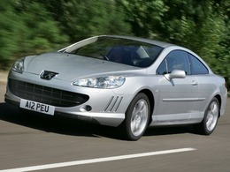 photo de Peugeot 407 Coupe