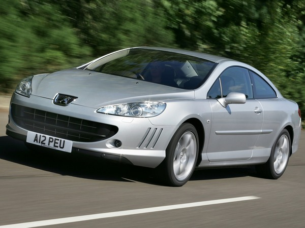 peugeot 407 coupe essais fiabilit avis photos vid os. Black Bedroom Furniture Sets. Home Design Ideas