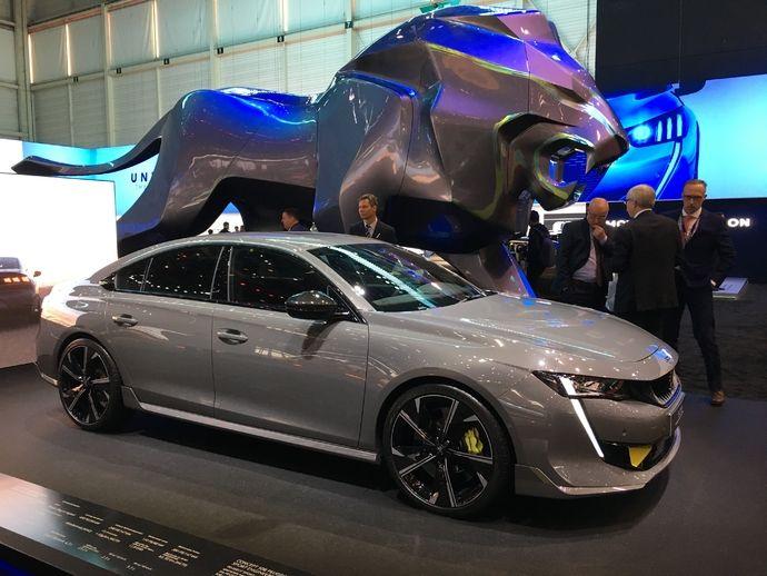 Peugeot508 Sport Ingineered Concept