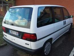 Peugeot 806 Affaire