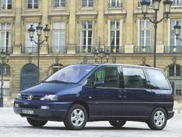 Argus peugeot 806 2000 hdi 110 roland garros for Peugeot 806 interieur