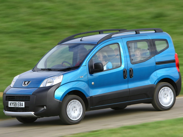 Photo peugeot bipper tepee 2010
