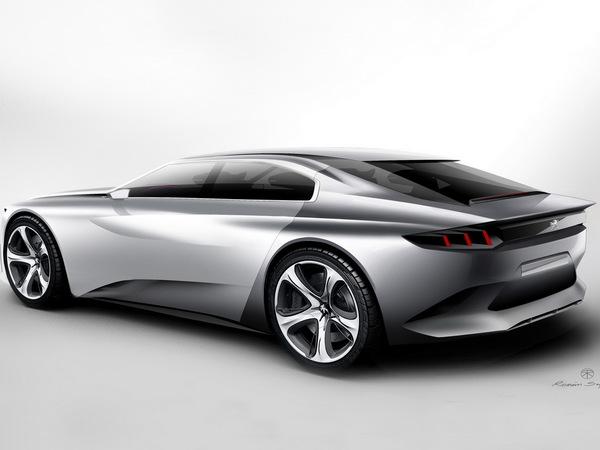 PeugeotExalt Concept