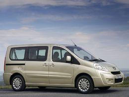 photo de Peugeot Expert 2 Minibus
