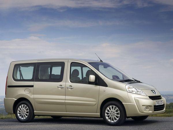 Peugeot Expert 2 Minibus