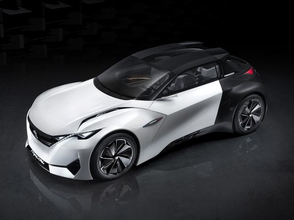 PeugeotFractal Concept