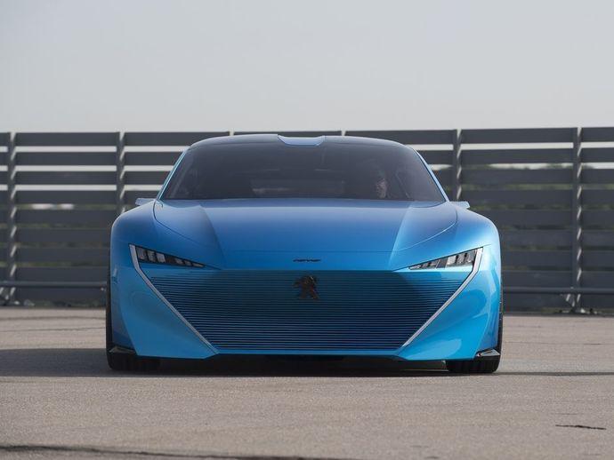 PeugeotInstinct Concept
