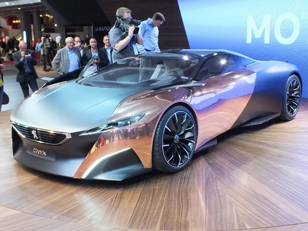 PeugeotOnyx Concept