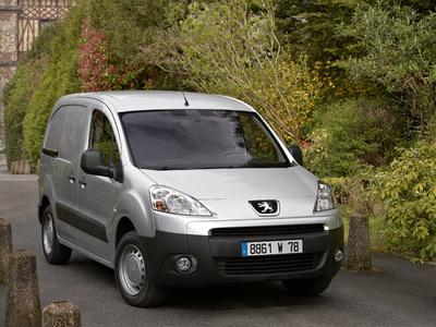 Peugeot Partner 2 Fourgon