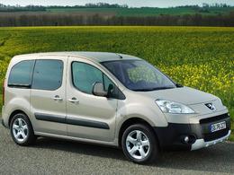 Peugeot Partner 2 Tepee