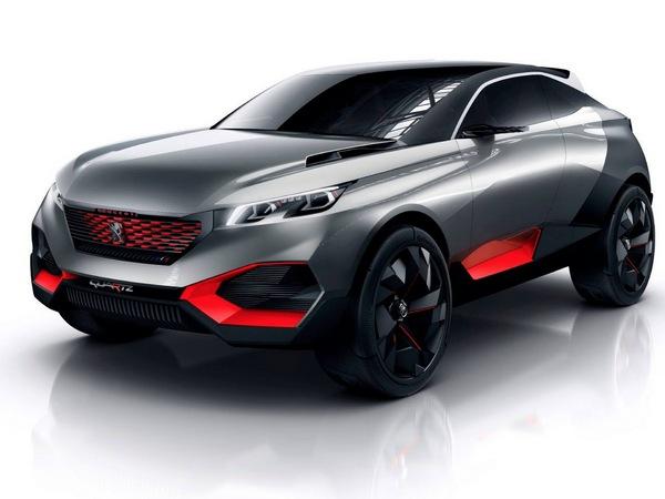 PeugeotQuartz Concept
