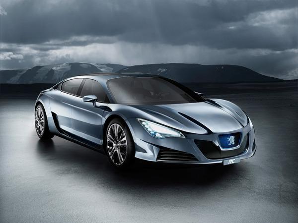 PeugeotRc Hybride