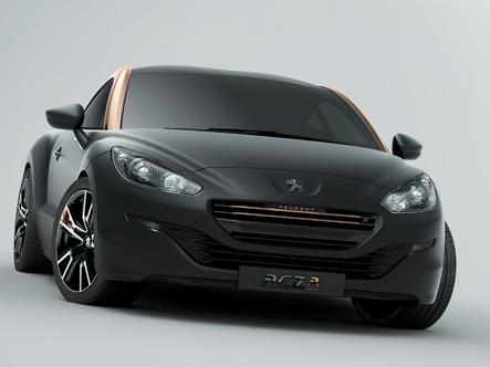 PeugeotRcz R Concept