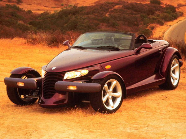 Photo plymouth prowler