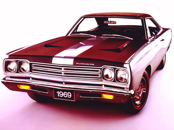 Photo PLYMOUTH ROAD RUNNER