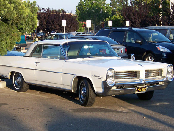 Photo PONTIAC CATALINA