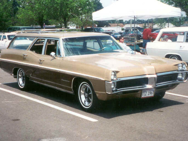 Photo PONTIAC EXECUTIVE