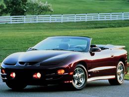 Pontiac Firebird 4 Cabriolet