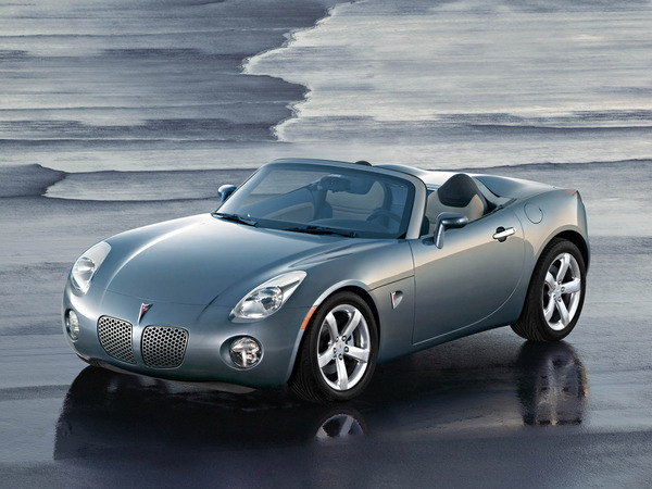 Photo PONTIAC SOLSTICE