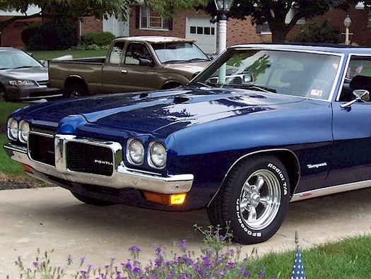 Photo PONTIAC TEMPEST