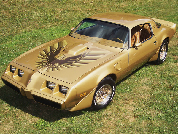 Photo PONTIAC TRANS AM