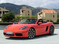 photo de Porsche 718 Boxster