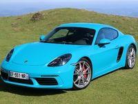 photo de Porsche 718 Cayman