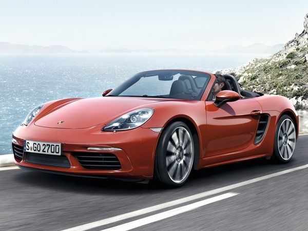 fiche technique porsche 718 boxster s 2016 la centrale. Black Bedroom Furniture Sets. Home Design Ideas