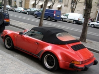 Photo 911 Type 911 Cabriolet