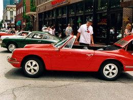 Porsche 911 Type 901 Cabriolet