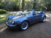 Photo 911 Type 930 Cabriolet