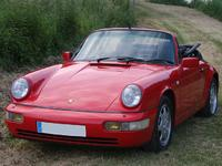 Photo 911 Type 964 Cabriolet