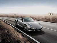 Photo 911 Type 991 Cabriolet Turbo