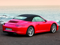 Photo 911 Type 991 Cabriolet