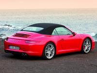 photo de Porsche 911 Type 991 Cabriolet