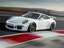 Porsche 911 Type 991 Gt3