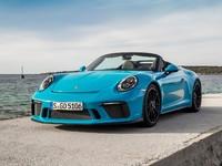 photo de Porsche 911 Type 991 Speedster