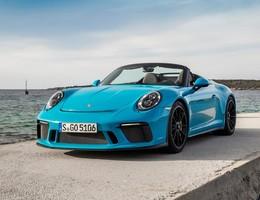 Porsche 911 Type 991 Speedster
