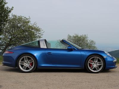 Porsche 911 Type 991 Targa