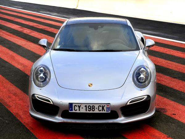 Porsche 911 Type 991 Turbo